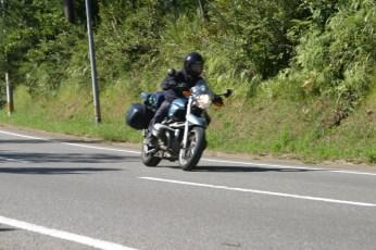 Fredo a moto