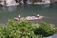 Notre embarquation.