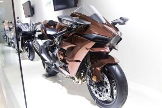 Kawasaki Ninja H2