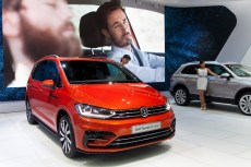 Volkswagen Golf Touran R-line