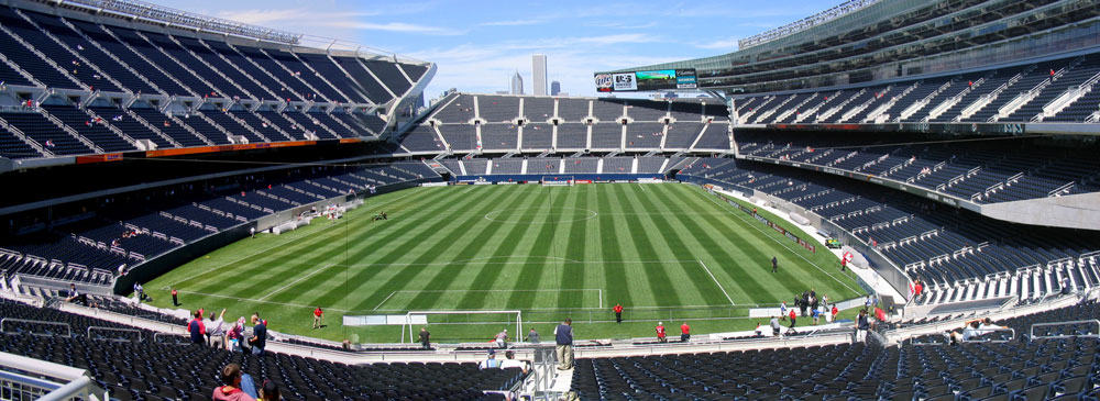 Green Sustainability - Soldier Field