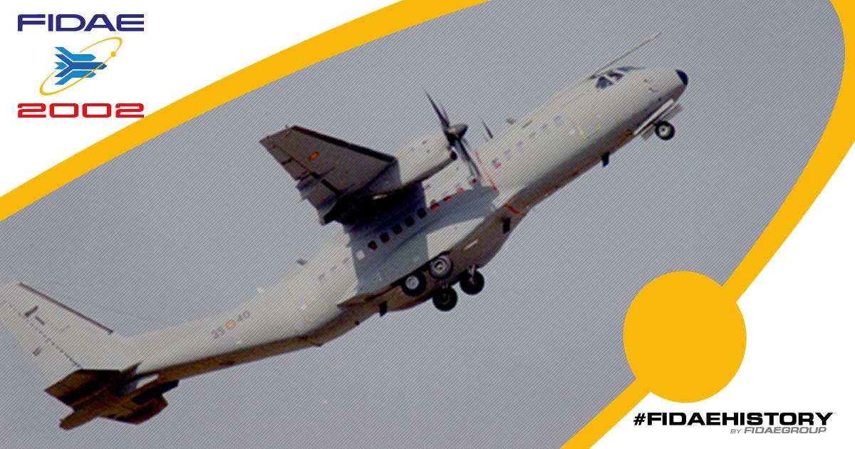 FIDAE 2002 en Aeropuerto Los Cerrillos