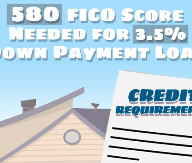 Fha Credit Requirements For 2019