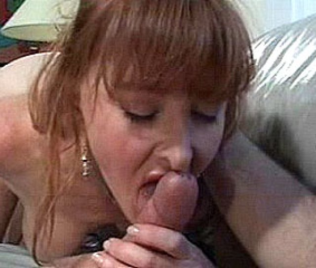 Cum Swallowing Blonde