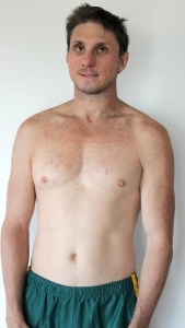 shane falconer Fhit Hot Bod Shop personal trainer before photo