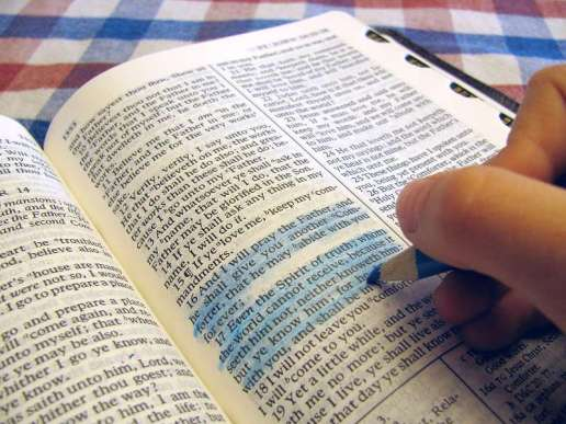 Scriptures about the Holy Ghost