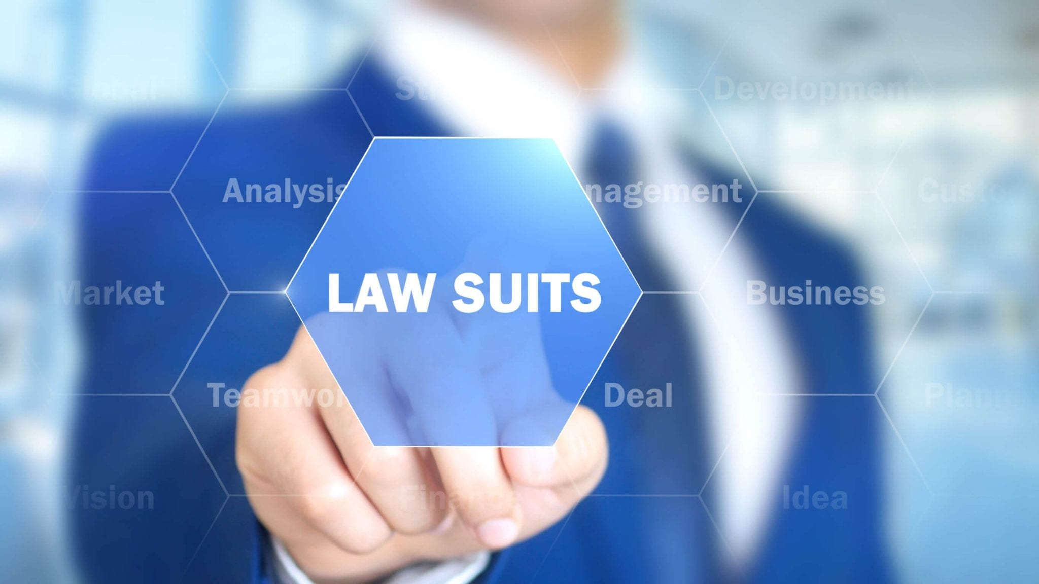 Fort Worth Personal Injury Law Suit