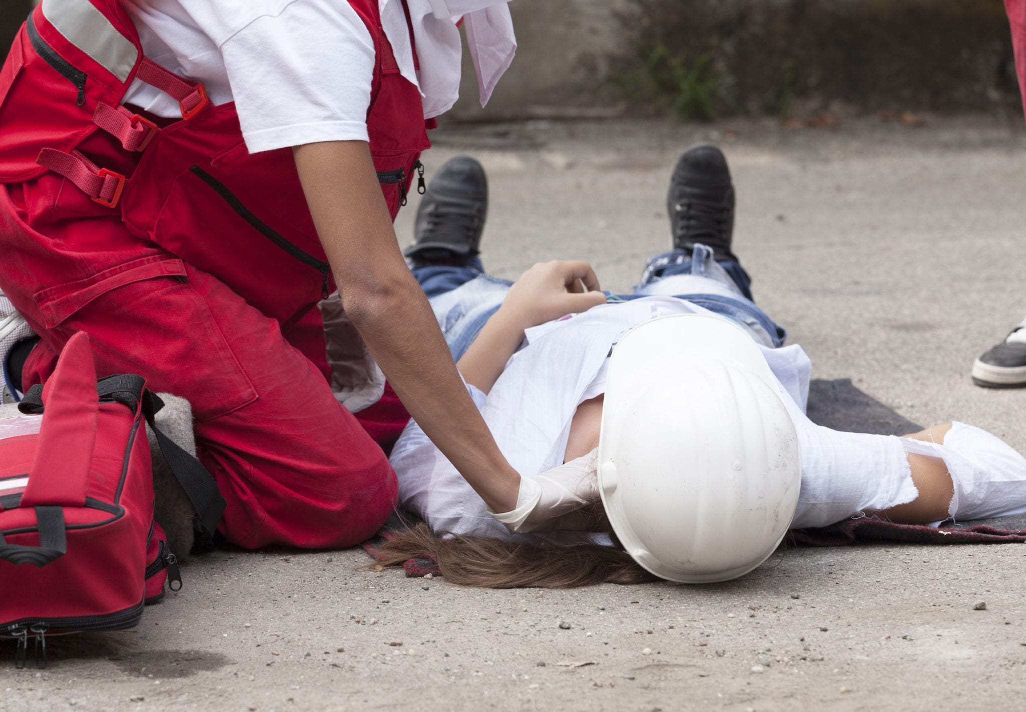 Common Texas Construction Accidents