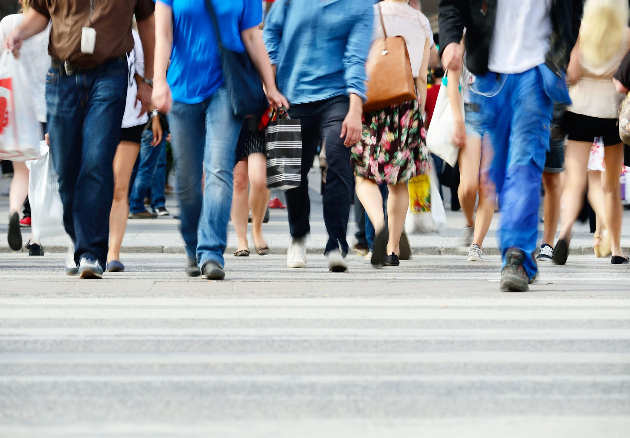 Texas Premise Pedestrian Accidents