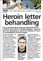 Heroin letter behandling