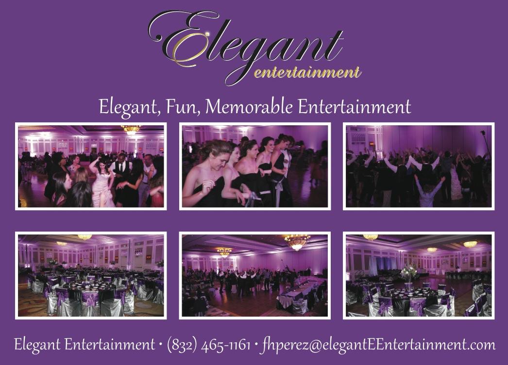 Houston Bridal Extravaganza 2014 Houston DJs | Elegante Blog