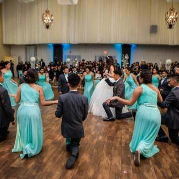 The Quinceanera waltz