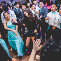 The Quinceanera Is having a Blast