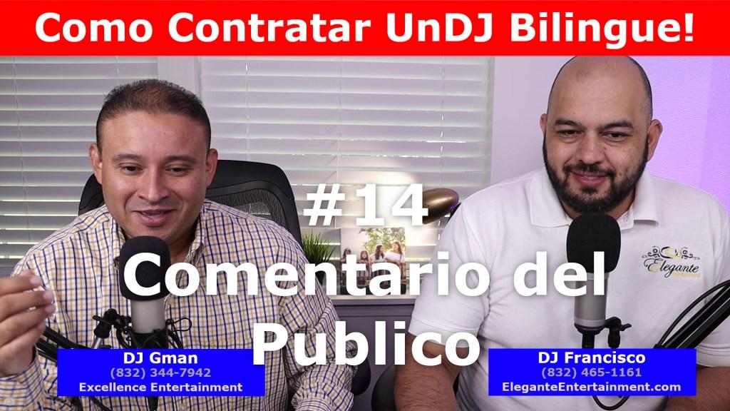 #13 Public Comment