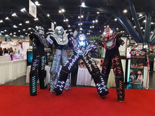 Hora Loca Robots