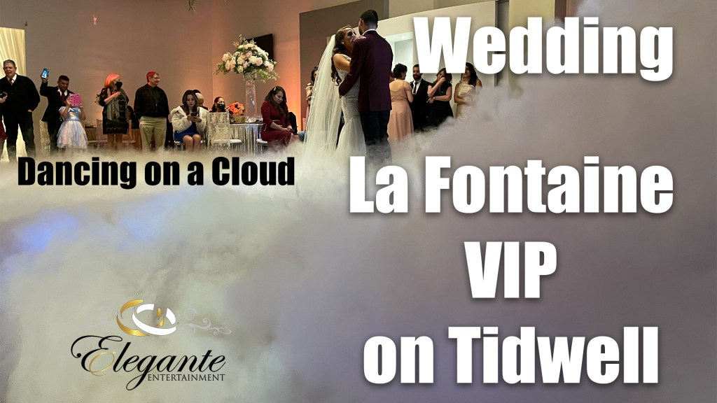 Dancing on a Cloud at La Fontaine VIP at Tidwell (4k)
