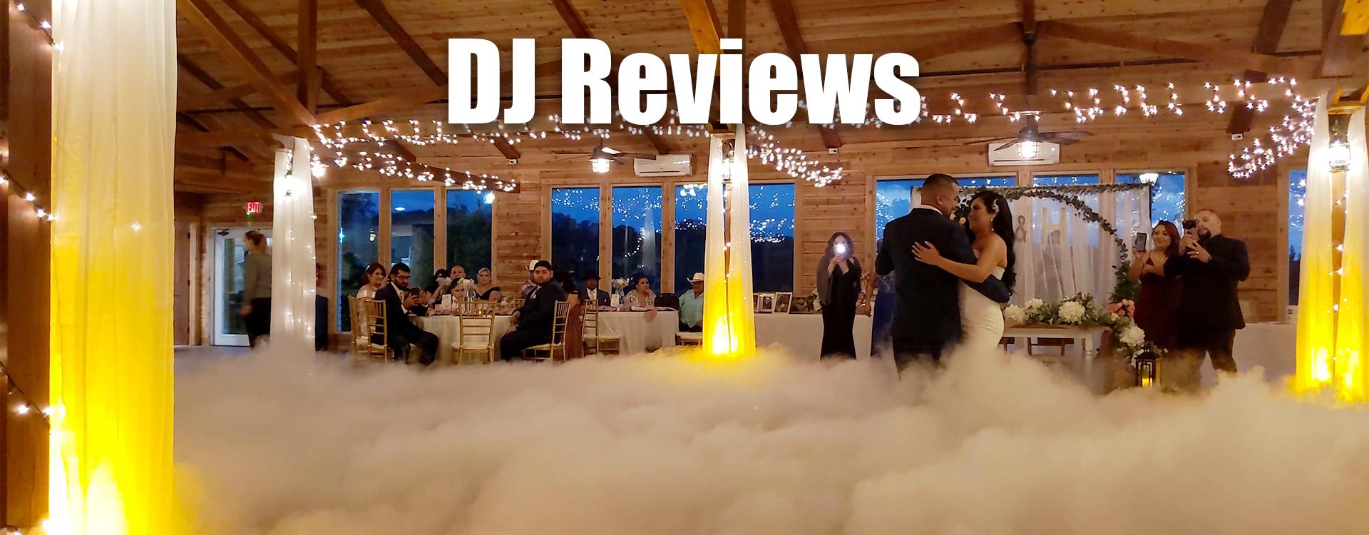 DJ Reviews