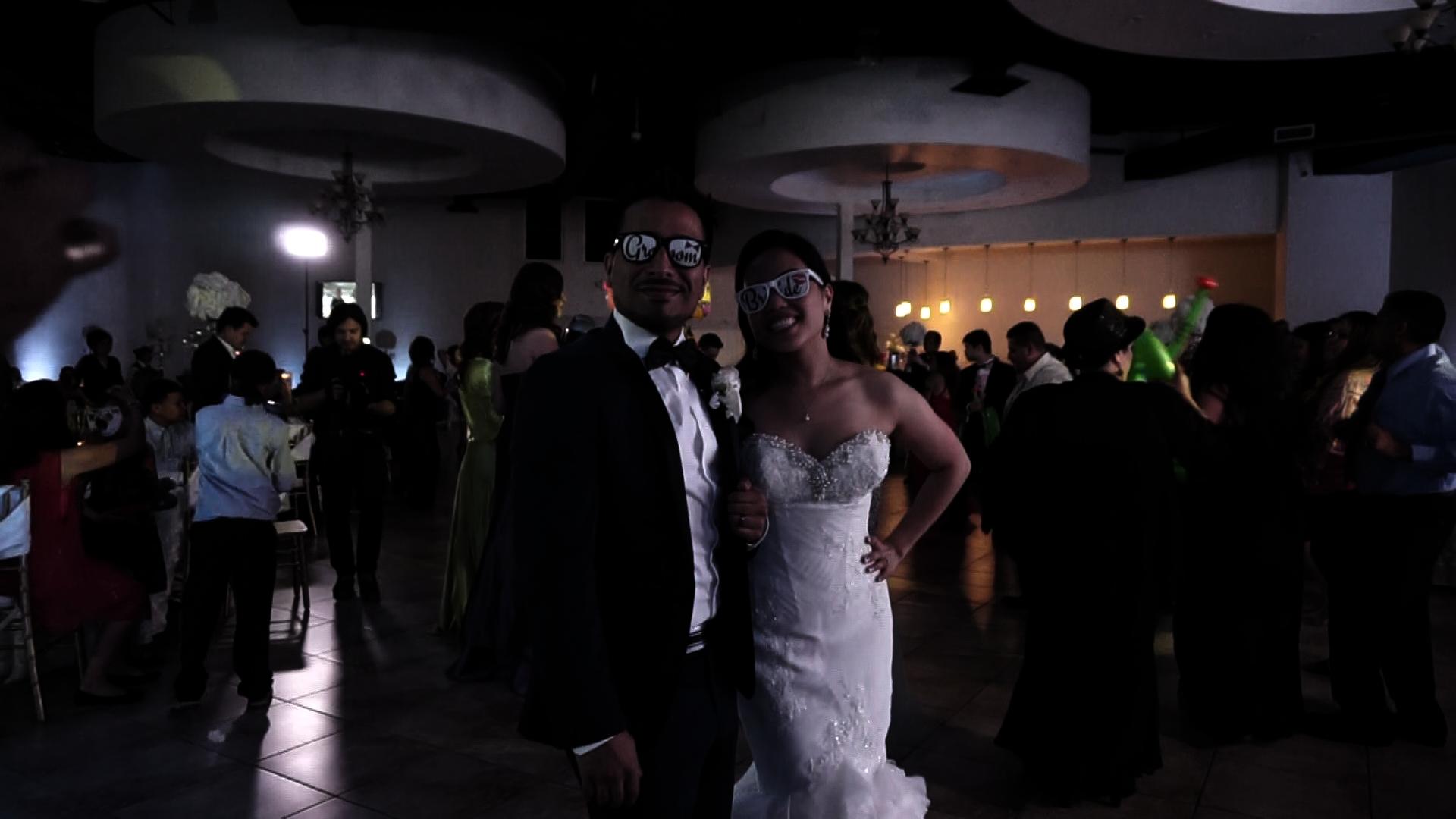 La Hora Loca Wedding