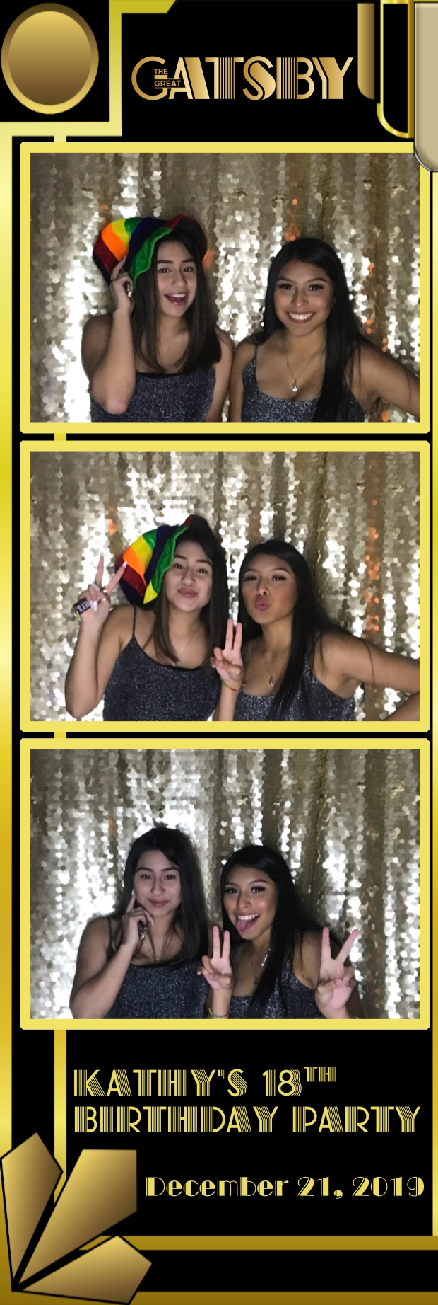 Photo Booth Strip The Best DJ in Houston for FUN Dancing!!