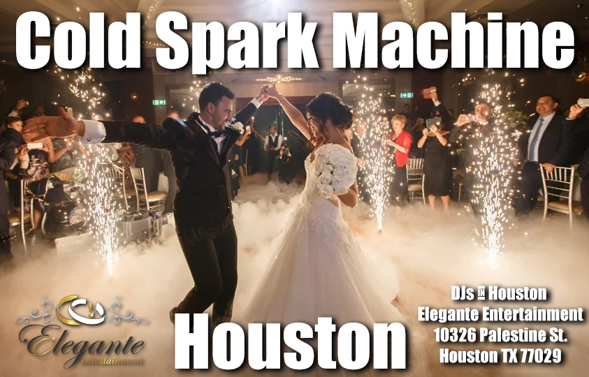 Rent Cold Spark Fountains for your Wedding!