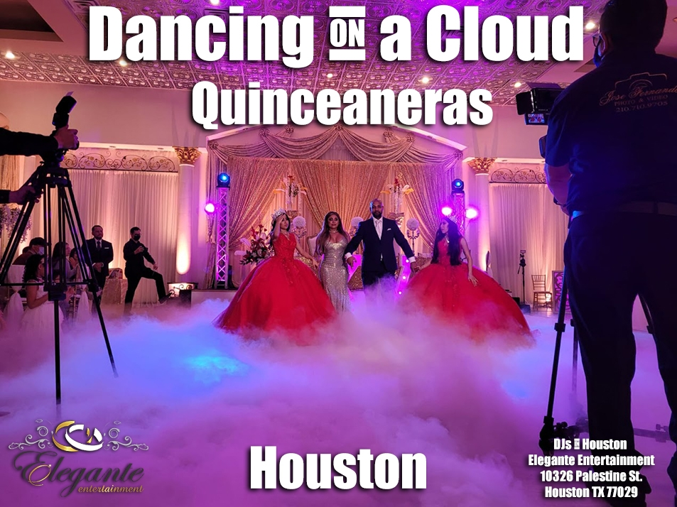 dancing in the clouds - quinceaneras Chateau Crystale 2