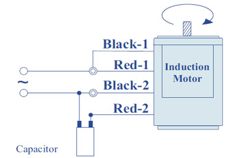 split phase motor wiring diagram split image split phase motor wiring diagram wiring diagram on split phase motor wiring diagram