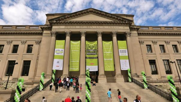The Philadelphia Science Festival 2014 Photo Gallery