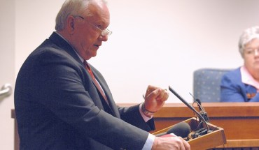 Arizona State Sen. Russell Pearce - Photo: www.JoseMunozPhotos.com