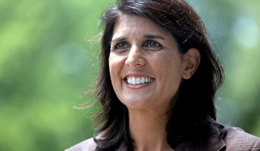 Nikki Haley, Governor-Elect of South Carolina - Photo: Mary Austin