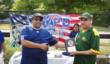 Cricket Diplomacy between the NYPD and Pakistani diplomats living in New York