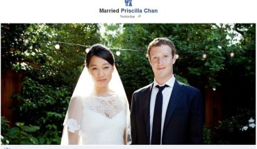Priscilla Chan and her beau, Mark Zuckerberg