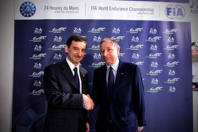 Aco Fia Agreement Renewed Federation Internationale De L Automobile