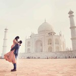 Destination Pre wedding in Taj Mahal