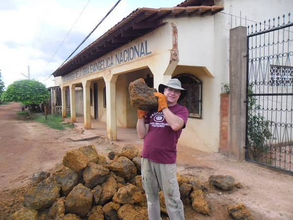 • Bolivian guest house • Vanuatu base camp • New well-drilling leaders