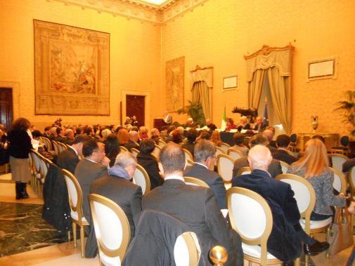 Presentato oggi il Rapporto della Camera dei Deputati sull'Antisemitismo