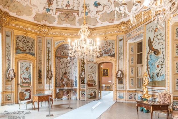 Appartamento duca di Chiablese, palazzina di caccia di stupinigi