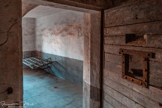 Cella del Complesso Monumentale di Santa Croce Alessandria