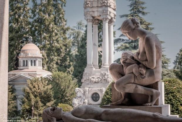 Cimitero Monumentale di Milano - Famedio