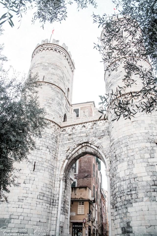 Porta Soprana - Genova