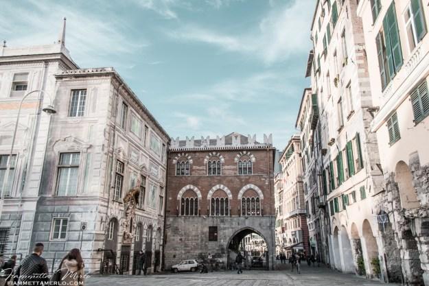 Sottoripa - Genova