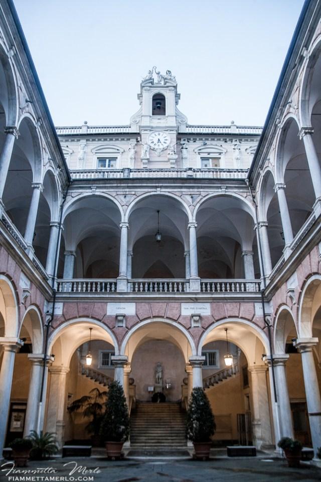 Palazzo Tursi - via Garibaldi - Genova