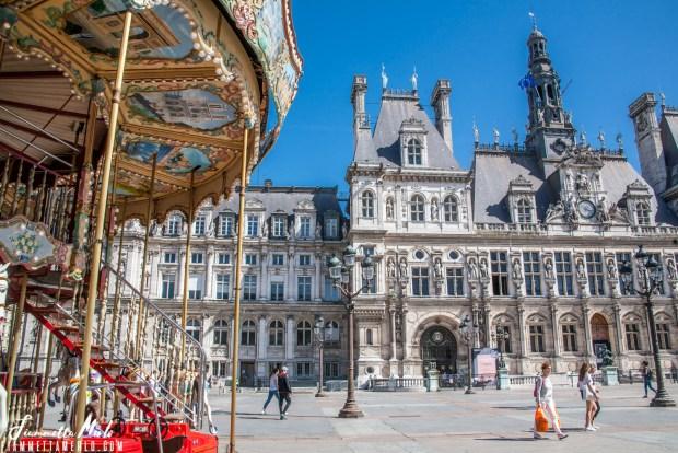 Hotel de Ville Parigi