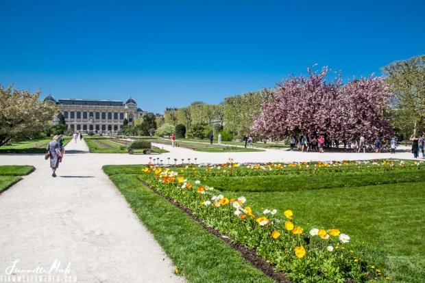 Jardin des Plantes Parigi