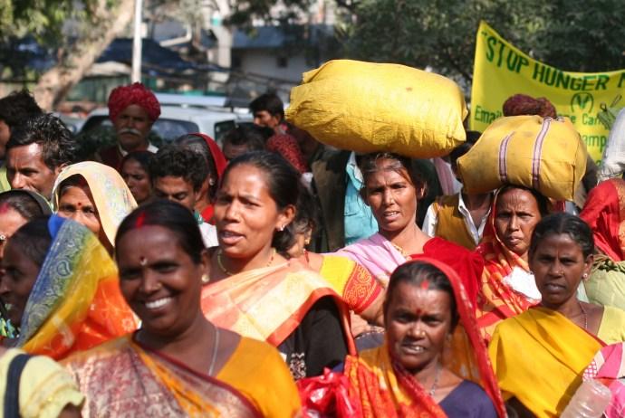 FIAN FFM India November 2009.
