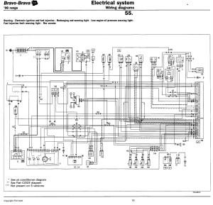 Technical: Brava 16 16v wiring diagram  The FIAT Forum