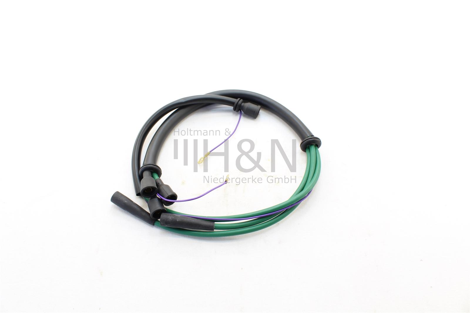 Zundkabelsatz Fiat 500 D F L Zundspule Links