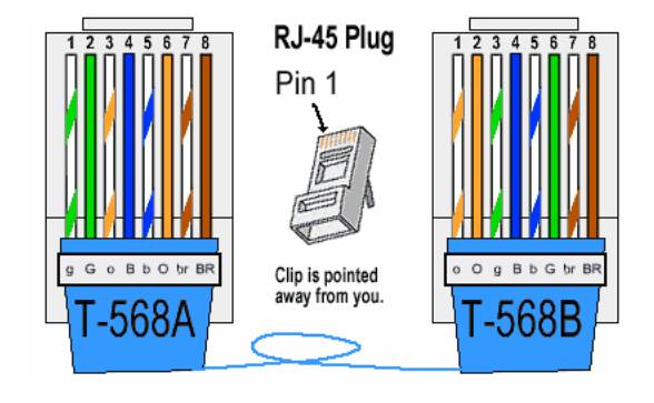 Charming Cat6 Connector Wiring Diagram Gallery - Diagram symbol ...