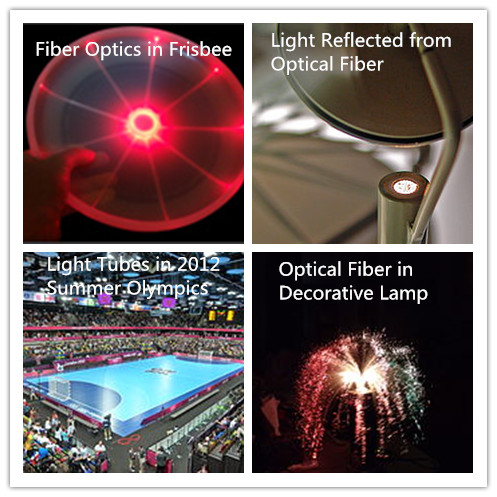 Fiber in Lighting