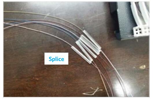 Splice Tray Installation Step Two