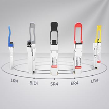 40G QSFP transceivers